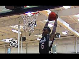 Freshman Kwe'Shaun Parker PUNCHES The Windmill Alley Oop! SICK In Game Dunk!