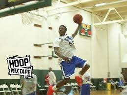 Kwe'Shaun Parker Shows His RIDICULOUS Bounce at Jordan Brand Dunk Contest!